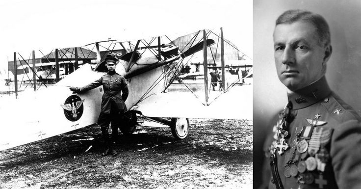 The Amazing Career of General Billy Mitchell, American Father of the Skies