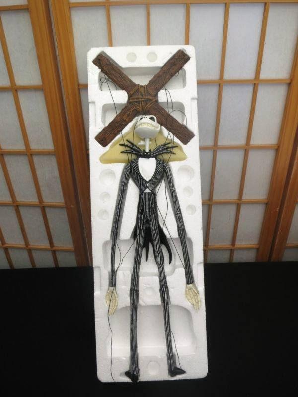 Jack Skellington Marionette Nightmare Before Christmas
