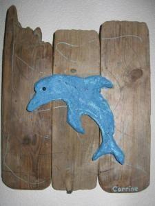 dolfijn.JPG driftwood juthout kunst