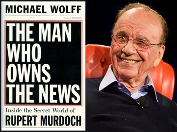"""The introduction of the press baron, Rupert Murdoch, his British American Society cohorts, and the secret service agencies of the UK and the USA was akin to releasing Dracula on a blood bank. He purchased a poorly performing Sun newspaper and converted it into a """"slick chick"""" rag with an approach radically at odds with the mainline press in the UK. Not content he went on to purchase """"The Times"""" and almost overnight destroyed its reputation for unbiased reporting of news and politics."""