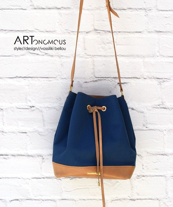 Shoulder bucket bag artonomous.gr