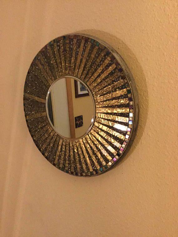 17 best ideas about mosaic mirrors on pinterest mosaic art mosaic ideas and mosaic - Smashing glass coasters ...