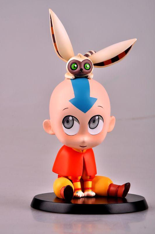 Chibi Avatar Aang Image 1