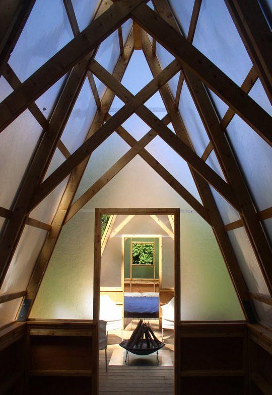 Swamp Hut, Newton, MA by Moskow Linn Architects