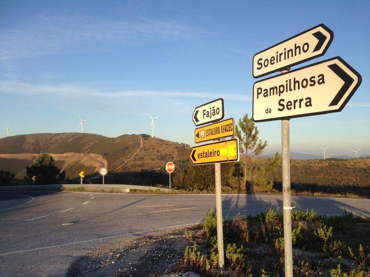 A mais bela estrada de Portugal, até ao momento