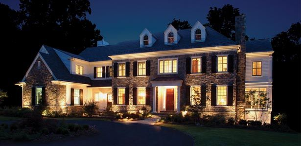 Outdoor Home Lighting Endearing 23 Best Exterior Lighting Images On Pinterest  Exterior Lighting
