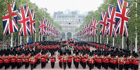 Trooping the Colour (the Queen's 91st birthday celebration) is coming!