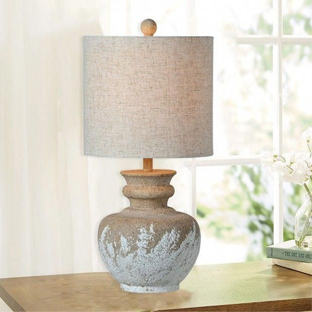 Quiet Reasoned Americana Country Home Decor Country Table Lamp Table Lamp Country Style Decor