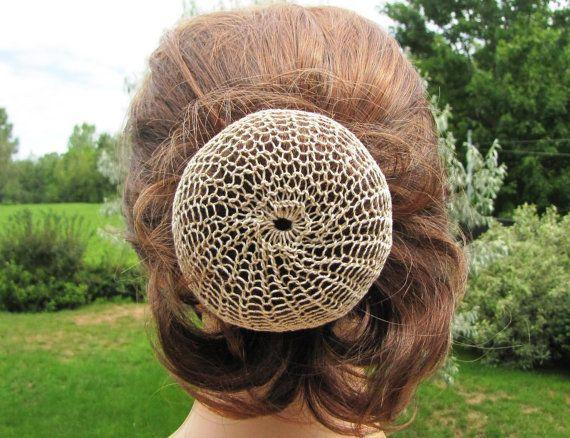 Hair bun cover