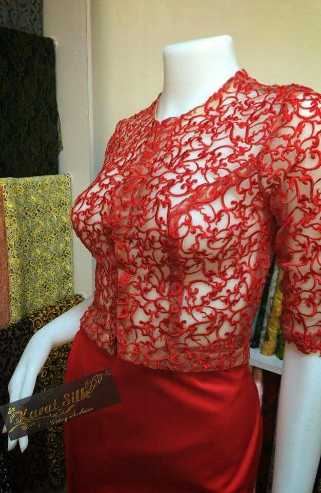 Blouses With Lace Design
