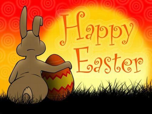 HAPPY EASTER   EVERYONE [:!!!!!!!!