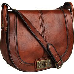 I love crossbody bags. Don't have to worry about slippage or purse-snatchers.