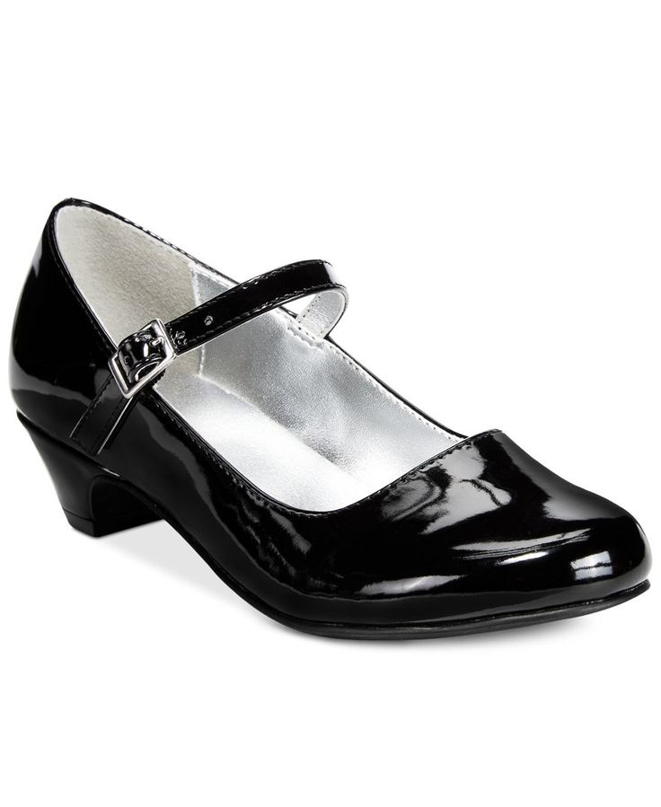 Kenneth Cole Reaction Girls' or Little Girls' Ava Heel Dress Shoes