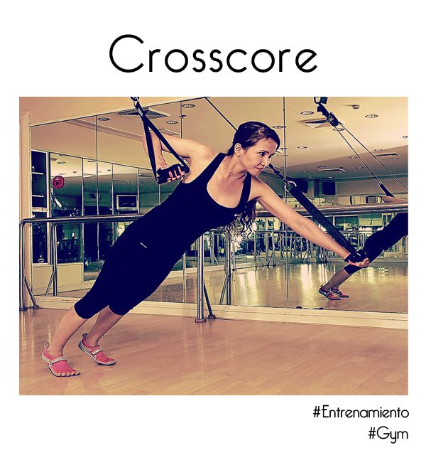 ¿Conocés el crosscore? En muchos gimnasios hay cuerdas y poleas de cross core, que se utilizan con las extremidades y movimientos de empuje, tironeo o rotación. Es un entrenamiento originalmente creado para entrenar a militares; y sumamente eficaz para quemar grasas, fortalecer articulaciones y músculos de todo el cuerpo. ¿Alguna vez hiciste crosscore?
