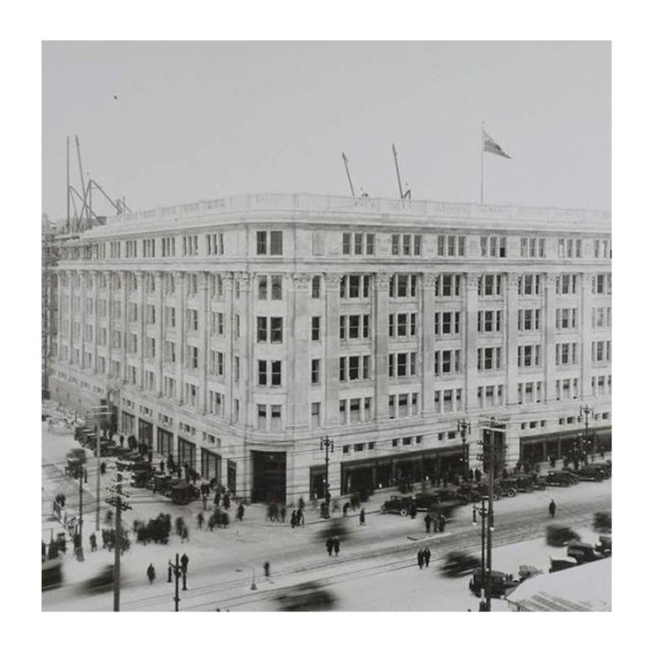 Winnipeg Store Opening, 1926