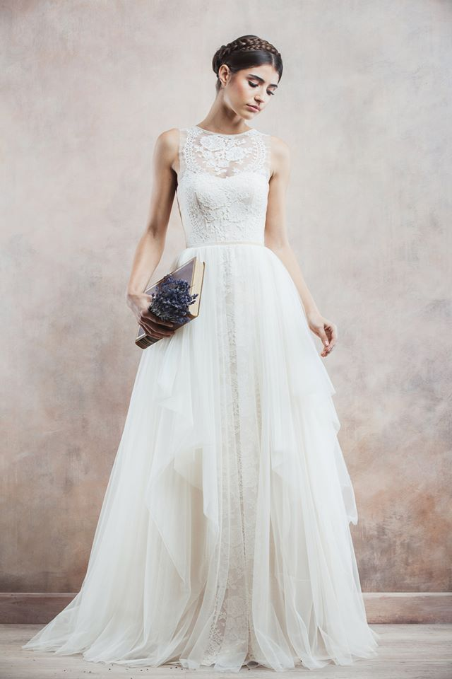 1136 best lavender theme images on pinterest for Romanian wedding dress designer
