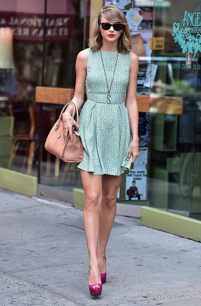 Taylor Sift's best off-duty moments | Fashion, Trends, Beauty Tips & Celebrity Style Magazine | ELLE UK