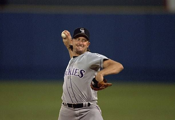 Each MLB team's most notable rental acquisition of the last 25 years  -  July 20, 2017:      The Unremarkable  -     Colorado Rockies - Bret Saberhagen (1995)  -    Based on name value, the two-time Cy Young Award winner should have been a game-changer for the Rockies, who made the postseason for the first time in 1995. Saberhagen posted a 6.28 ERA in nine regular-season starts before getting crushed by the Braves in one postseason appearance.