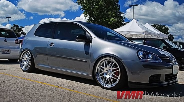 Rabbit with VMR's - VW GTI Forum / VW Rabbit Forum / VW R32 Forum / VW Golf Forum - Golfmkv.com