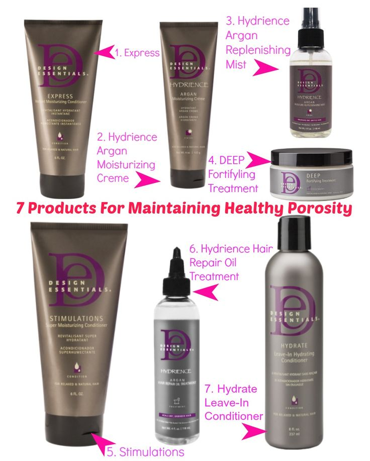 7 Design Essentials Products that will help combat challenged porosity levels