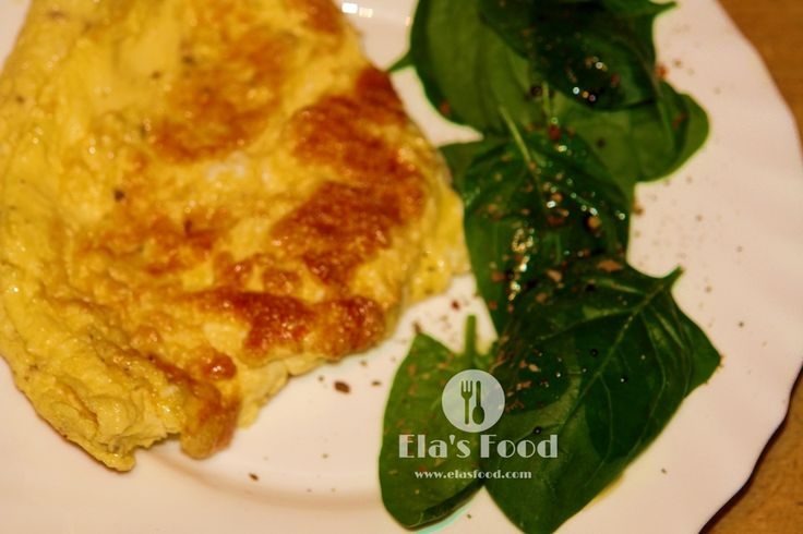 Super tasty cheese omelette recipe!