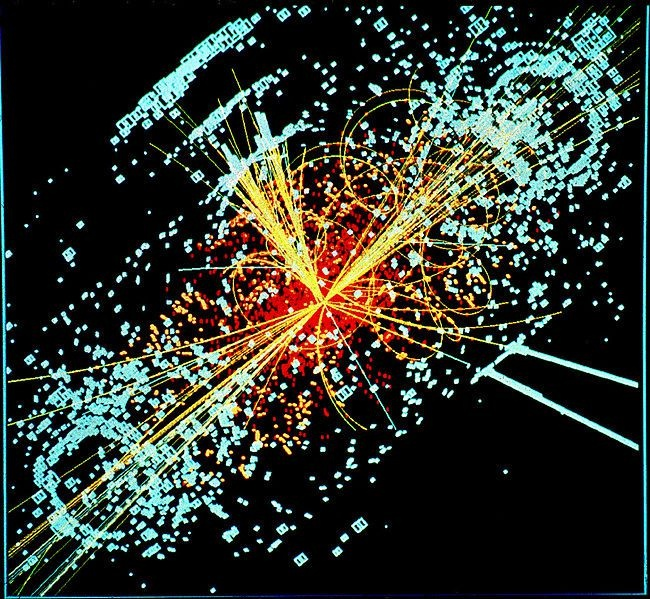 "Searching for the ""God particle"""