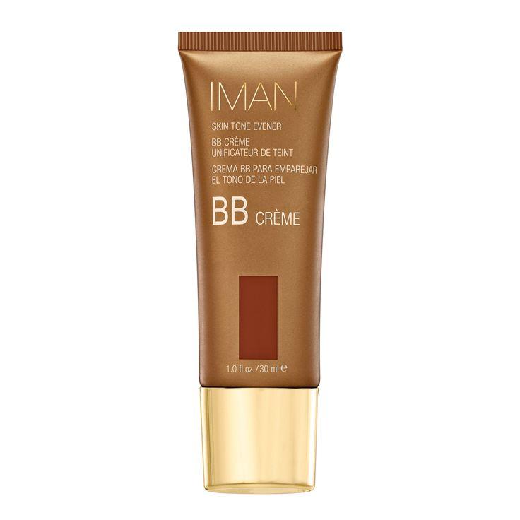 Iman Skin Tone Evener BB Creme SPF 15 Earth Medium, 1.0 oz, Beige