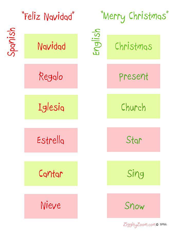 someday at christmas lyrics in spanish