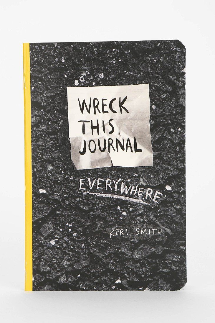 It's just a graphic of Decisive Wreck This Journal Printable Pages