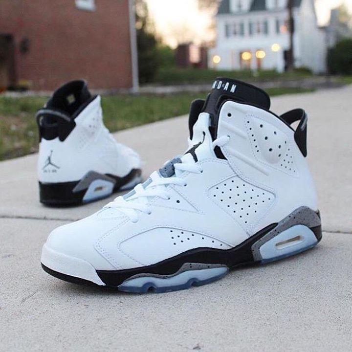 ... Cement Air Jordan VI Custom by El Cappy Cu 930 best nike images on  Pinterest Shoes fc5f54471