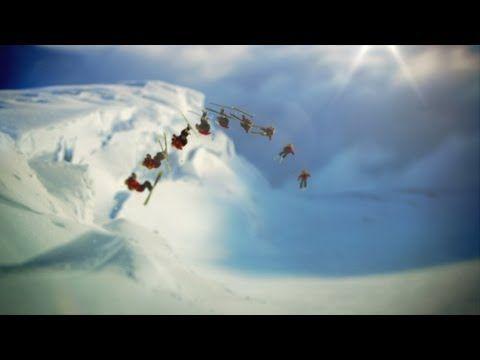Ingrid Backstrom, Sage Cattabriga-Alosa, and The North Face crew climb Denali and ski/snowboard down from the summit
