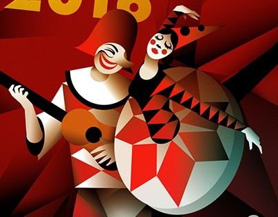 "Check out this @Behance project: ""Viareggio Carnevale 2016"" https://www.behance.net/gallery/24005717/Viareggio-Carnevale-2016"