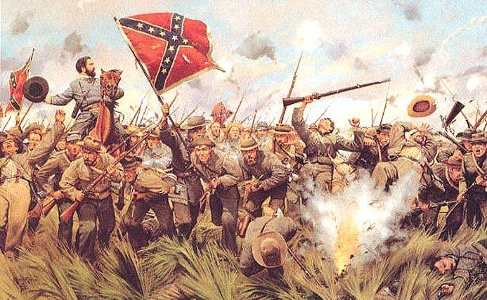 pickett's charge - Google Search