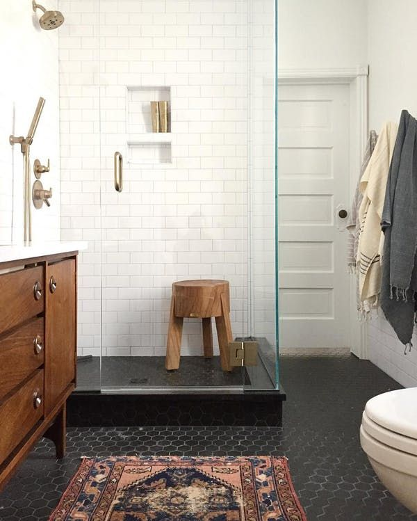 Remodeling Recipe: How To Build an Elegant, Classic Bath | Apartment Therapy