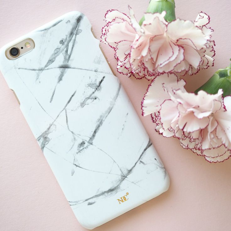 #marble iPhone 6/6S slim case by Nunuco Design Co.