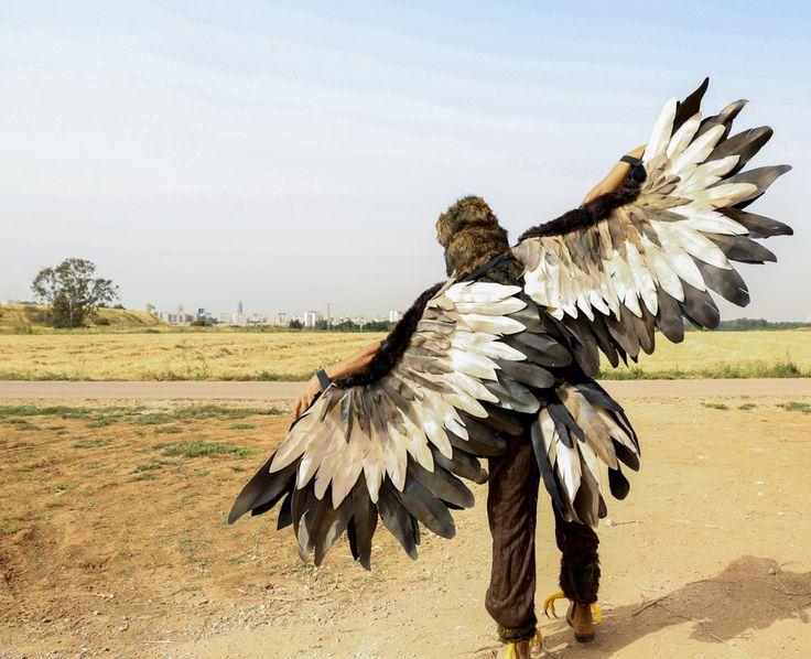 traje de águila por DDDESIGNCOSTUMES en Etsy
