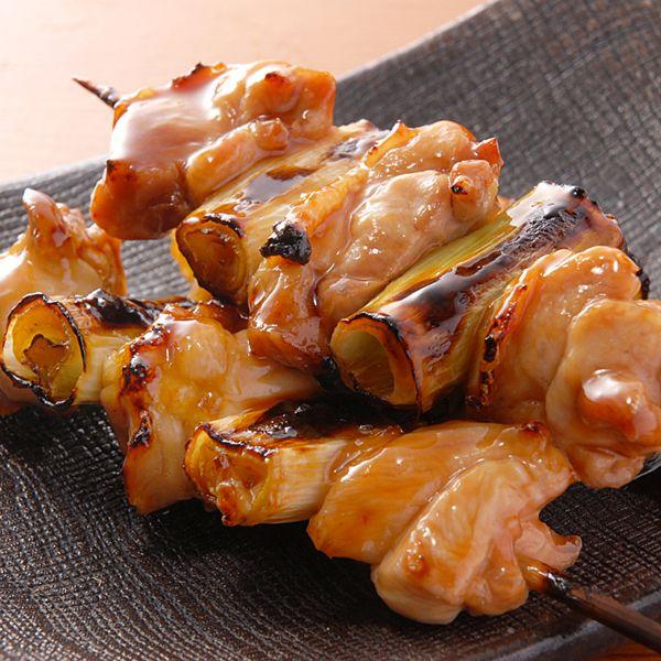 焼き鳥。yakitori.Chicken BBQ
