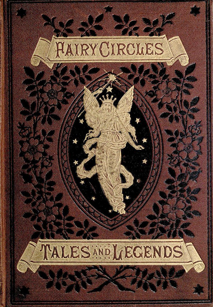'Fairy circles. Tales and legends of giants, dwarfs, fairies, water-sprites and hobgoblins' from the German of Villamaria.  Marcus Ward & Co., London, 1877