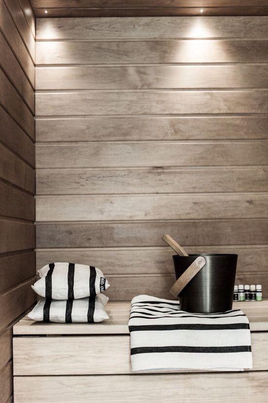 Sauna life <3