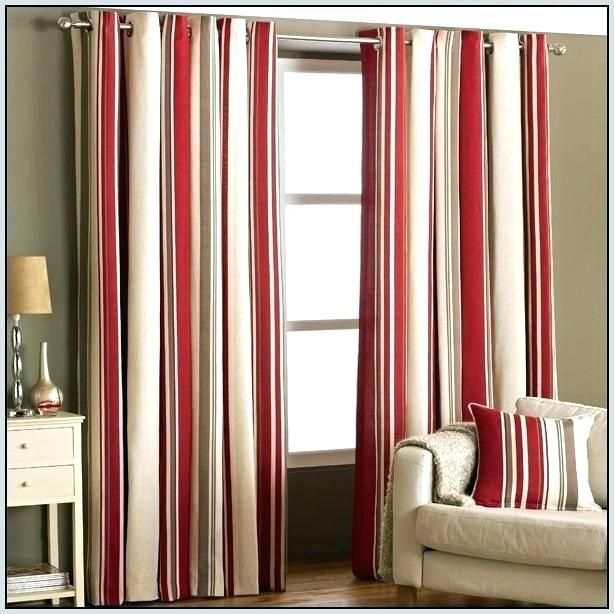 Fine Tan And White Striped Curtains Ideas Elegant Tan And White Striped Curtains For Tan Striped Curtains Red And White Striped Curtains Navy Horden Raspberry #tan #living #room #curtains