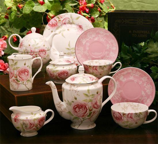 A Chinaware Factory Outlet Store - Bone China Tea Set & Plates - La Verne, CA