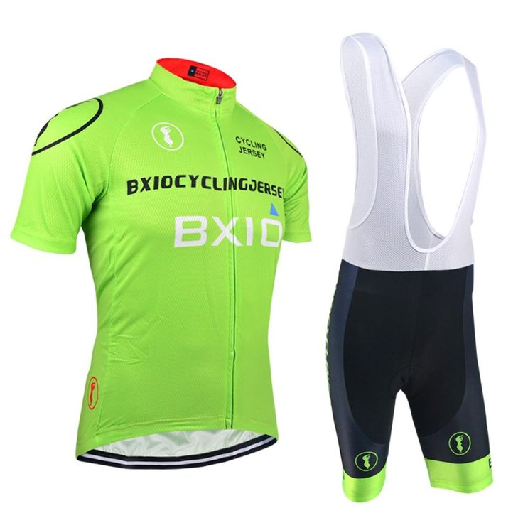 ==> [Free Shipping] Buy Best Bxio Pro Cycling Sets Green Ropa Ciclismo New Sportwear 2017 Summer Cool Bike Wear Cheap Cycle Clothing Equipo de Ciclismo 011 Online with LOWEST Price | 32720364630