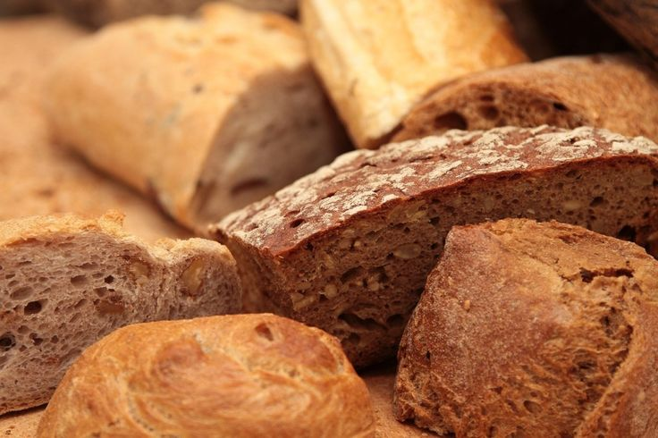 #Whole #Wheat #Bread : 21 Iron Rich Foods For Vegetarians and Vegans | TOAT