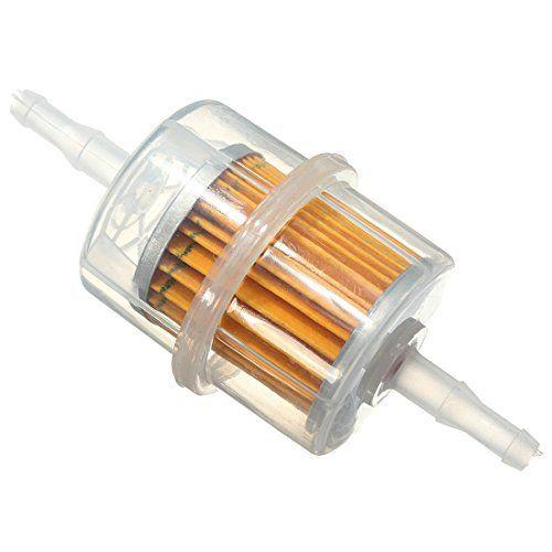 Filtres a carburant – SODIAL(R)6mm 8mm Universel Pipe En Ligne Filtre a Essence Carburant pour Auto Moto voiture: * SODIAL est une marque…