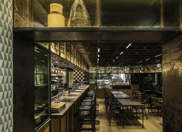 Aberdeen Street Social Hong Kong Asia Restaurant