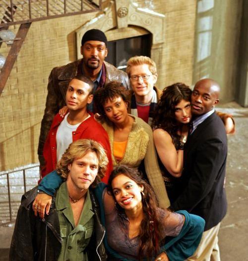 RENT the Movie Cast