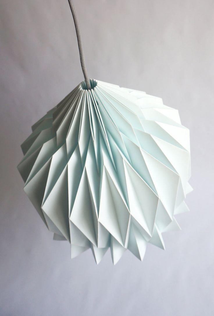 De 25+ bedste ider inden for Origami lamp p Pinterest ...