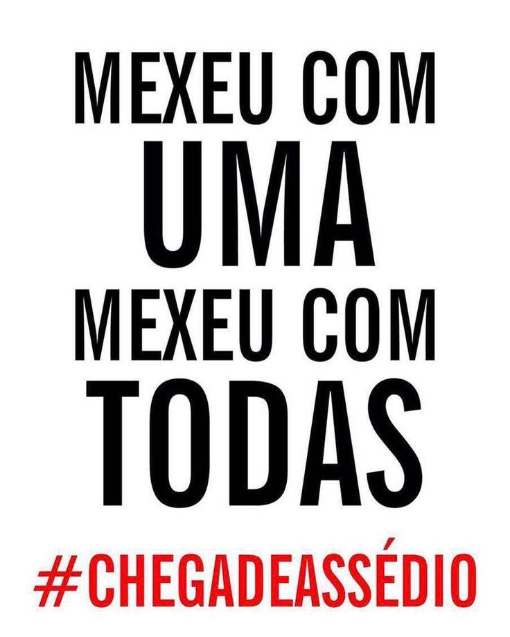 #mexeucomumamexeucomtodas #chegadeassedio