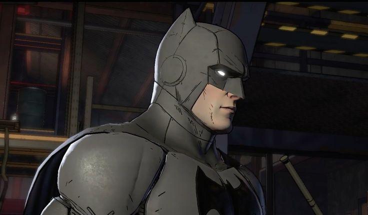 batman telltale | Batman: The Telltale Series' Episode 1 Easter Eggs That You…