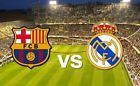 #lastminute  1-4x el Clasico FC Barcelona  Real Madrid Tickets Categorie 1 Classico Premium #italia